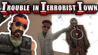 Finde den Traitor! | Trouble in Terrorist Town - TTT | Zombey