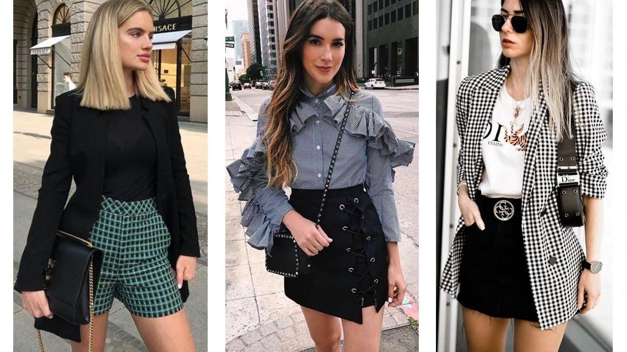 Ropa de moda para mujer