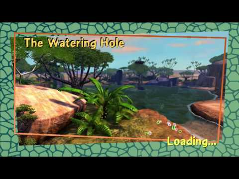 Madagascar Escape 2 Africa playthrough 9 Volcano Rave and Mort's Adventure