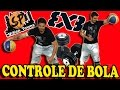 BASQUETE DE ALTA PERFORMANCE - TREINANDO CONTROLE DE BOLA LESIONADO