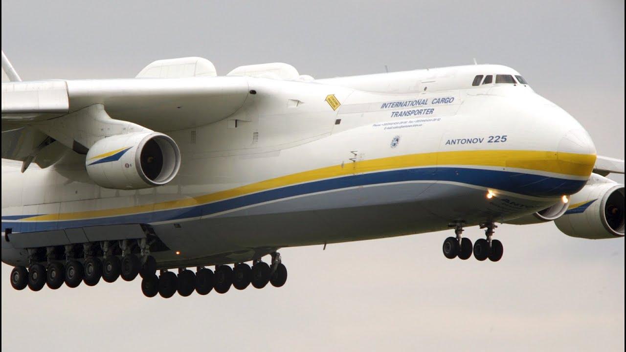 Resultado de imagem para Antonov AN-225 Mriya