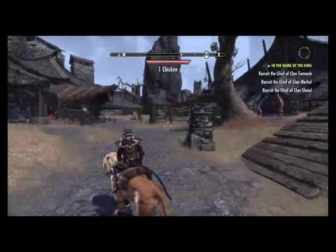 The Elder Scrolls Online: Skyshard hunting in Wrothgar! Part 1