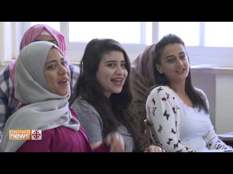 "YWCA of Jerusalem: ""First, we give them hope ... and then a job"""