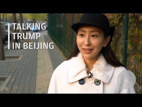 What do Chinese people really think about Donald Trump?