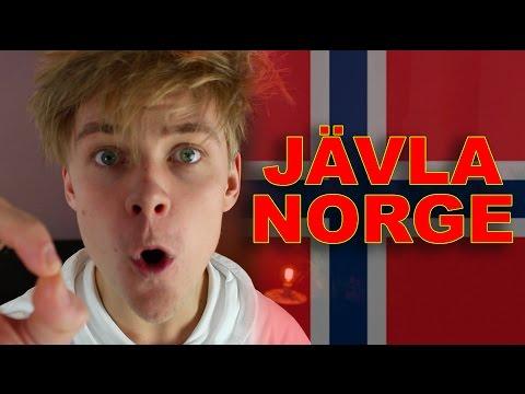 JÄVLA NORGE!