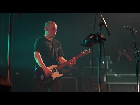 Mogwai - Take Me Somewhere Nice (Live in London)