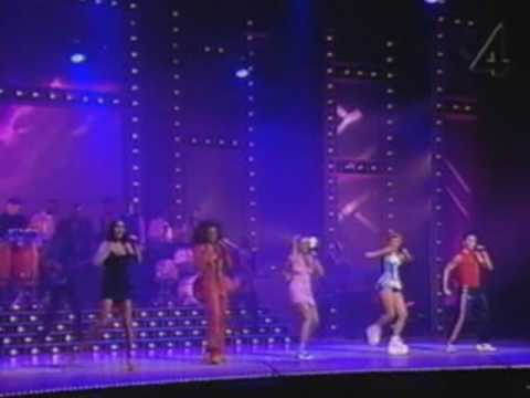 Spice Girls - Say You'll Be There (Live At Prince's Trust 1997)