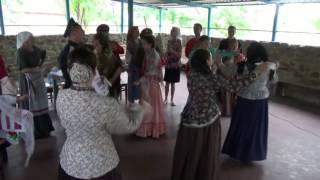 Камышинка 2016  Финальный концерт  Свадебный обряд донских казаков