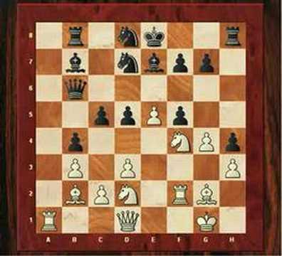 Chess World.net: Ian Nepomniachtchi vs Manuel Bosboom - Corus Group C 2007 - Sicilian Defence
