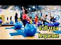 Ball yoga sequence | Master Ranjeet Singh Bhatia| yoga class | yoga Vietnam