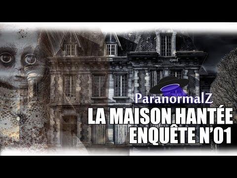 la-maison-hantÉe---minecraft-film-d'horreur-maison-fantÔme---zaki-production
