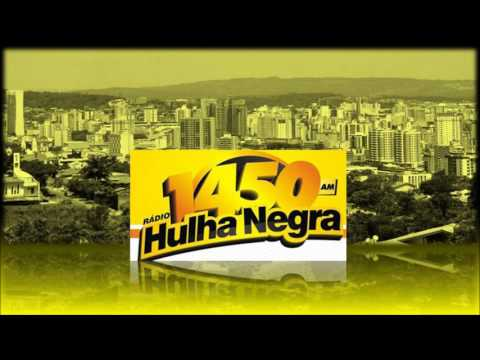 Prefixo - Rádio Hulha Negra - AM 1450 KHz - Criciúma/SC