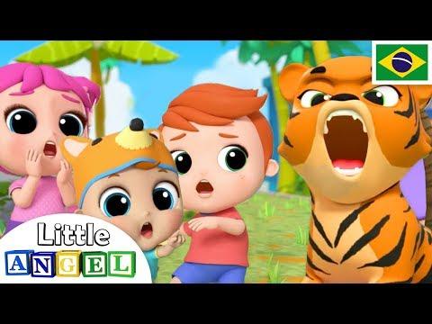 Um Dia No Zoológico E Muito Mais! 🦁 | 🐒 Canal Do Joãozinho - Little Angel Português