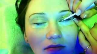 Yumi  Lashes в Геленджике. Ламинирование ресниц.