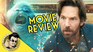 GHOSTBUSTERS: AFTERLIFE Movie Review (2021)