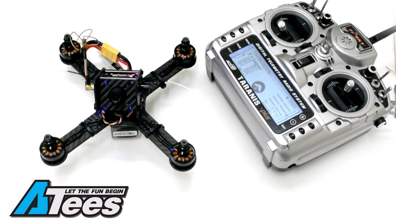ShenDrones FPV Quadcopter Frames - Krieger Build And Review