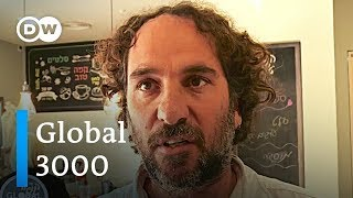 Israel: Unternehmer Irad Eichler hilft psychisch Kranken in den Job | Global 3000