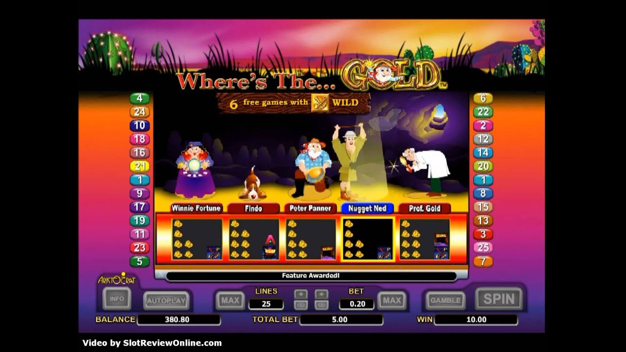 Golden Amulet Slot - Try this Online Game for Free Now