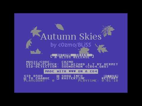 C0zmo - Autumn Skies   C64 Music