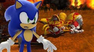 A very dark Sonic Generations mod...