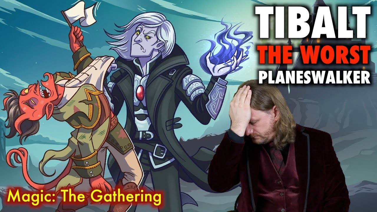 Tibalt, The Worst Planeswalker - A Magic: The Gathering Lore Analysis