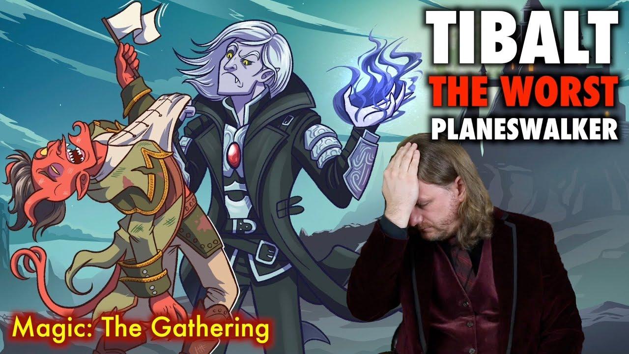 Tibalt, The Worst Planeswalker - A Magic: The Gathering Lore Analysis