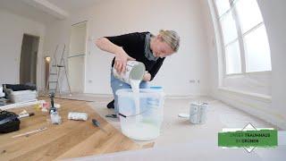 Der letzte Tag vor dem Umzug | Zimmer streichen & Möbel stehen | Isabeau