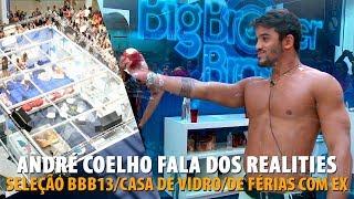 🐰 André conta sua passagem e bastidores dos realities - Power Couple Brasil 4