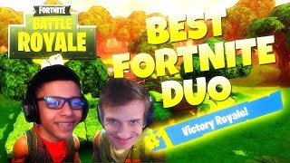 Myth & Ninja BEST FORTNITE DUO EVER - Full Stream thumbnail