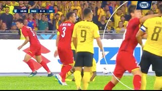 Duy Mạnh nói về tình huống đánh nguội tại chung kết AFF Cup 2018