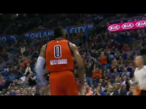 Russell Westbrook best dunks and dances (New Level)