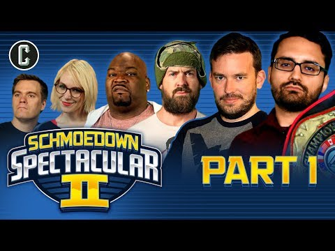 Movie Trivia Schmoedown Spectacular II (Part 1) Navarro VS Inman Innergeekdom Title & Manager Bowl