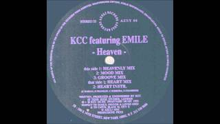 Download KCC Featuring Emile -Heaven MP3 song and Music Video