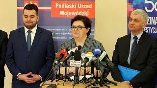 Wiceminister Bojanowska w Łomży o programie 500 plus