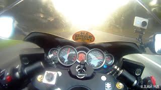 Ехай на Suzuki Hayabusa
