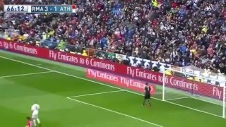Real Madrid vs Athletic Bilbao 4-2 (LaLiga 2016)