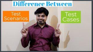 Test Scenario vs Test Case