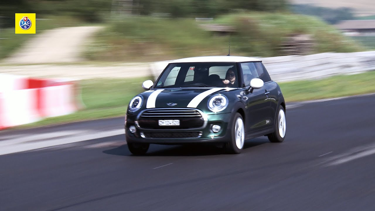 Mini Cooper D Autotest Youtube