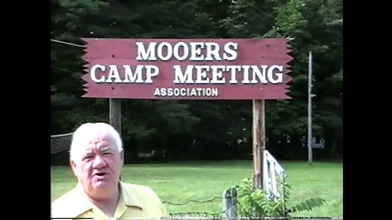 WGOH - Mooers Camp Meeting Association  8-3-92
