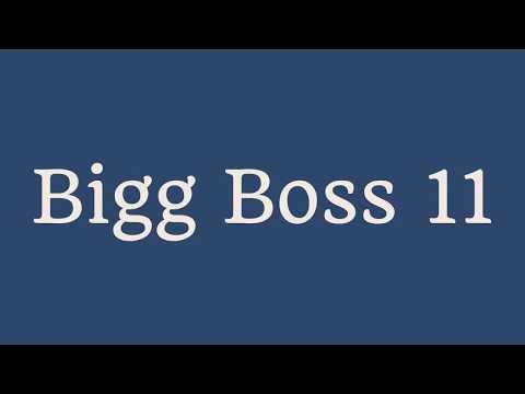 Download Bigg Boss Season 11 All Episodes Easily