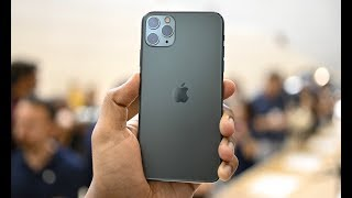 Introducing iphone 11 Pro Max Triple Camera Monster 4K Video  || iphone 11 pro ||