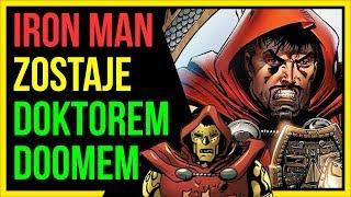Co jeśli Tony Stark zostałby Doktorem Doomem? - Komiksowe Ciekawostki
