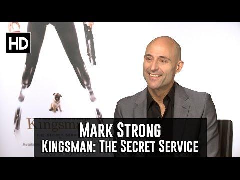 Mark Strong Exclusive   Kingsman: The Secret Service