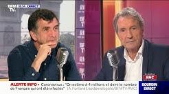 Arnaud Fontanet, épidémiologiste, était l'invité de Jean-Jacques Bourdin ce lundi 1er juin