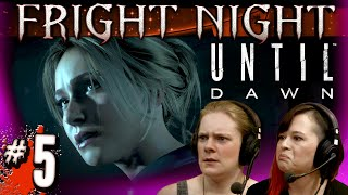 Until Dawn #5 - Down to the Basement...