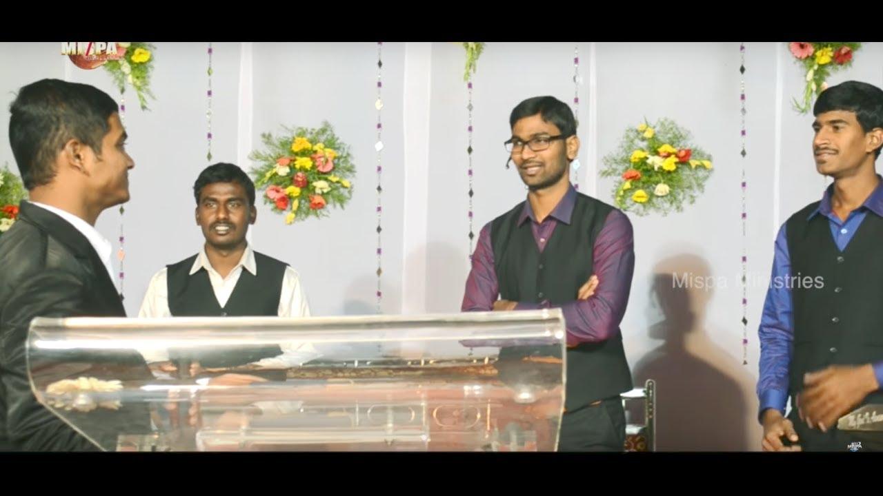 "Sensational Telugu Christian Short Film – ""EMMANUEL""    Mizpah-MINISTRIER"