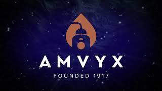 AMVYX CHRISTMAS CARD