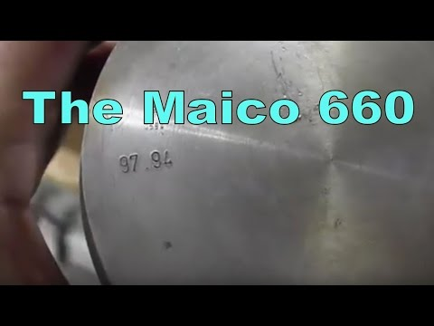 The Maico 660 Top End (Updated see description)