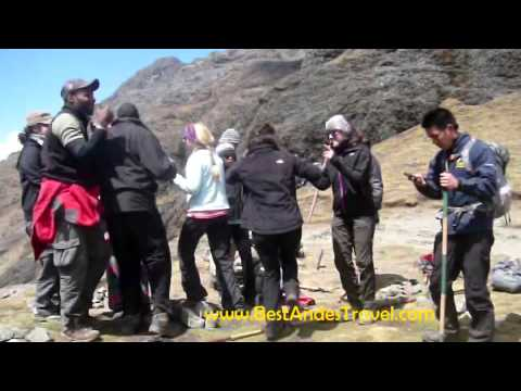 Machu Picchu Hiking Tours - 4 days Lares Valley Trek - Best Andes Travel