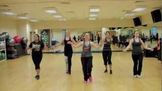 Chiquicha- Salsa. Cardio Dance Choreography